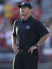 Old Dominion coach Bobby Wilder
