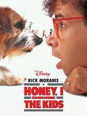 SUBMITTED TO YOURNEWS The Morningside branch library presents 'Honey, I Shrunk the Kids' on Saturday, Aug. 13 at 2 p.m. as part of the library's movie matinee.
