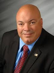 Lee County Commissioner Cecil Pendergrass