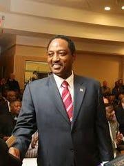 Rockland Legislature Chairman Toney Earl, D-Hillcrest.