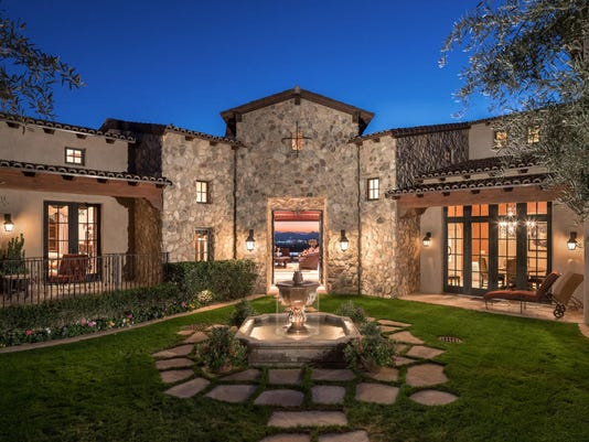 Luxury Homes CEO ofH&R Block