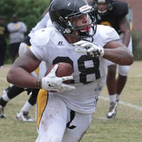 Grambling running back Jestin Kelly enters his junior year with a better understanding of the Tigers' playbook.