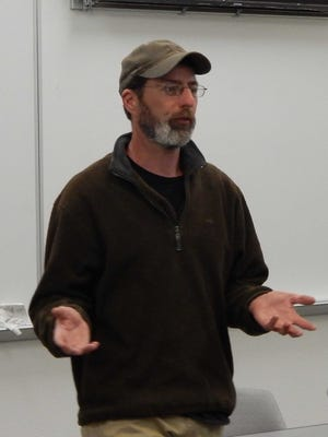 Dan Ray is fuels specialist for the Smokey Bear Ranger district.