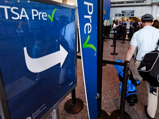 A four-year TSA PreCheck membership  ($85) lets frequent fliers zip through security lines, keep their shoes on and retain their sanity.
