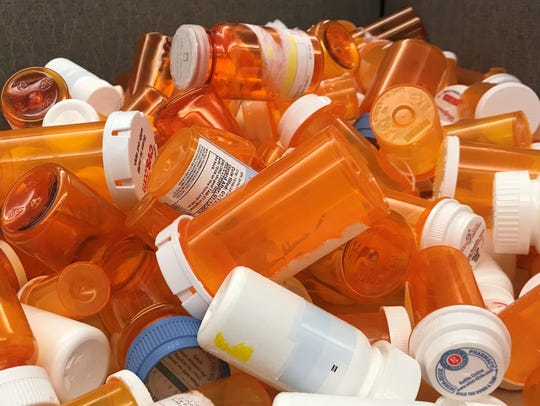 Thousands of empty pill bottles will soon arrive in