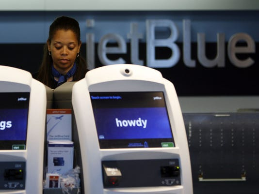 With JetBlue out of picture, fliers must pay more for New York trips