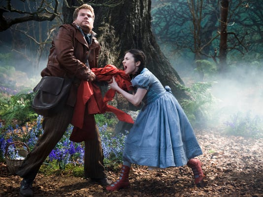 Film Review Into the Woods