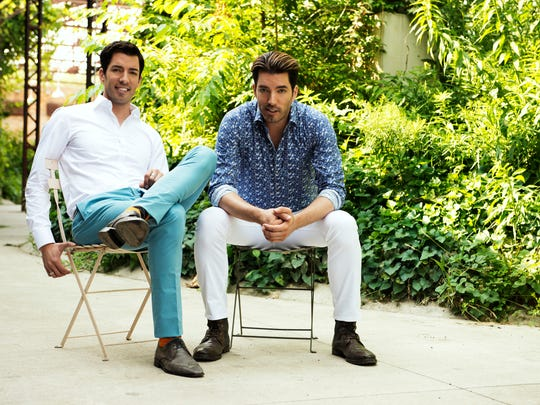 """""""Property Brothers"""" stars Drew, left, and Jonathan Scott are headed to York Sunday, Nov. 20 for an appearance at The Pullo Center."""