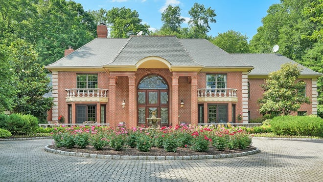 This estate home in Boonton has 2.29 acres, six bedrooms, six-and-a-half baths, a three-car garage, an in-ground swimming pool and a one-bedroom guest house. It's offered at 1.499 million.