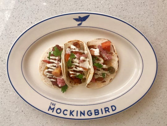 Tacos from The Mockingbird
