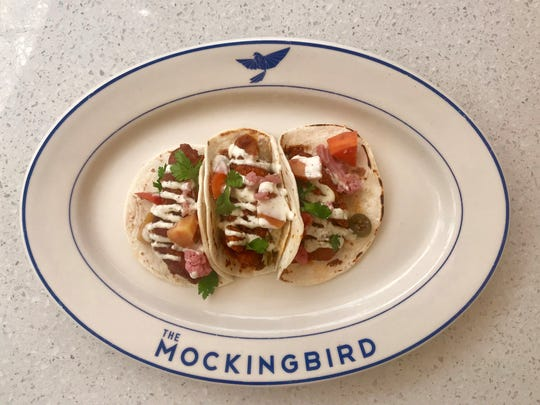 Tacos from The Mockingbird