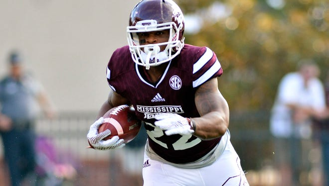 Mississippi State sophomore Malik Dear looks to put a one-game suspension behind him as he looks for more playing time vs. LSU.
