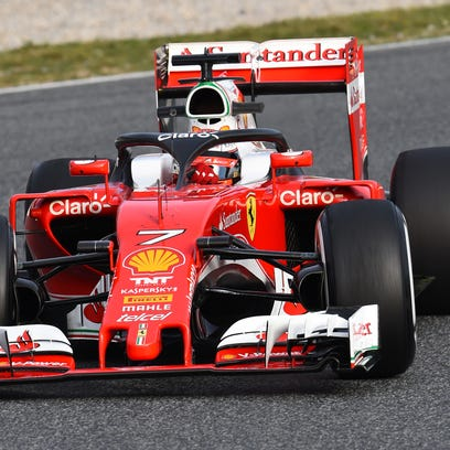 Formula 1 drivers split on shield protection