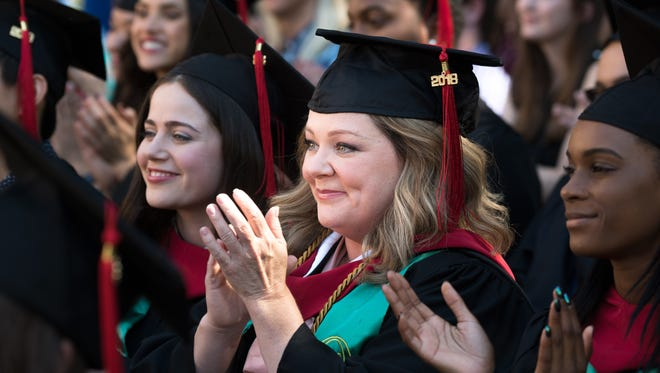 """Melissa McCarthy stars in """"Life of the Party."""""""