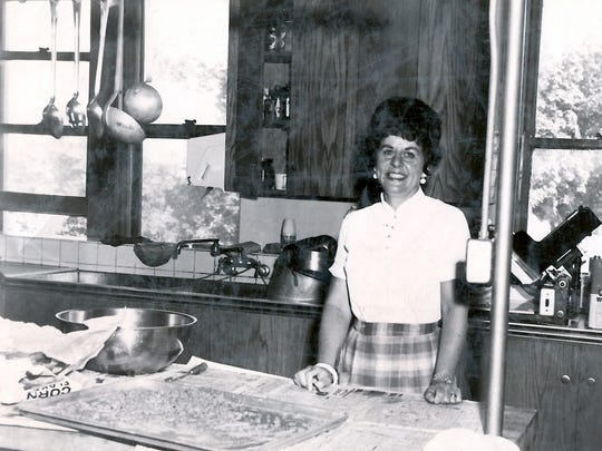 John Koker learned to cook at his mother Bernice Koker's side--in the kitchen of the county jail.