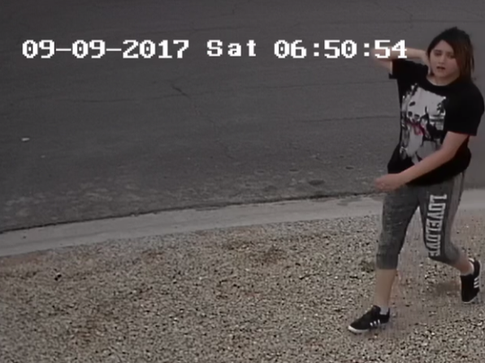 Phoenix police want to talk to this woman about a fatal hit-and-run collision on September 9, 2017, that led to the death of Mario Cordova.