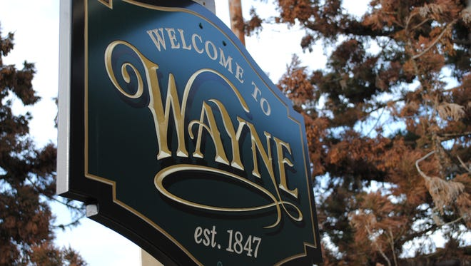 Welcome to Wayne sign.