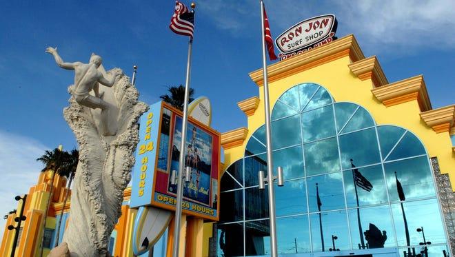 Ron Jon Surf Shop in Cocoa Beach.