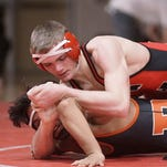 Chase Gardner is one of two Livonia Churchill wrestlers (Baker Hadwan is the other) to earn berths in next week's D1 Individual State Championships.