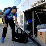 Jaqawn Raymond, Blue Raiders packed through Sunday