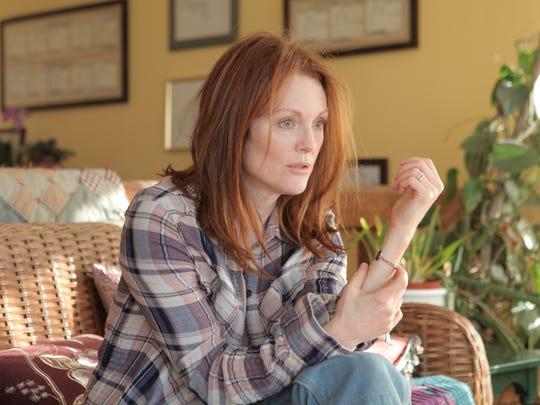"""Julianne Moore appears in a scene from the film """"Still"""