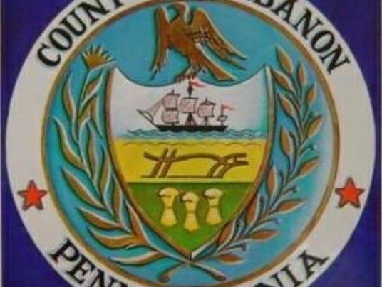 Lebanon County seal