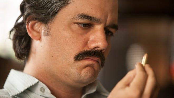 No fue nada fácil para el actor brasileño Wagner Moura, dar vida y muerte al narcotraficante colombiano  Pablo Escobar Gaviria.