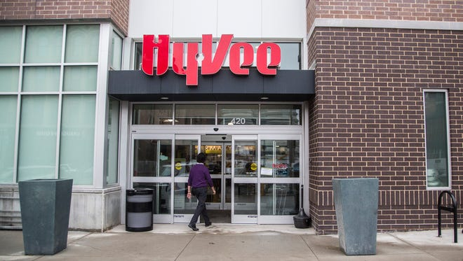 Hy-Vee Inc. says a social media post offering an $80 coupon is a hoax.