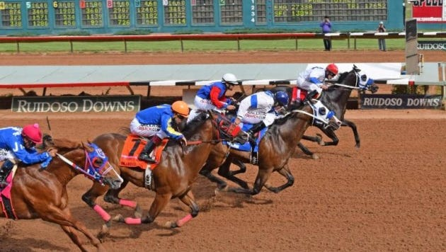 The Ruidoso, Rainbow and All American futurities will be televised live this year on RIDE TV.