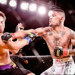 Cruz's arrival on the professional mixed martial arts scene had many instances like this where he ran off five consecutive victories.