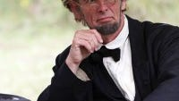 Fritz Klein, impersonator of Abraham Lincoln
