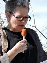 Cathy Crane, Associate Professor of Cinema at Ithaca