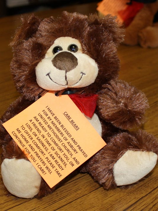 Church S Care Bears Bear Prayers