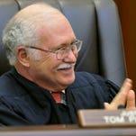 Ethics complaint against Justice Tom Parker dismissed