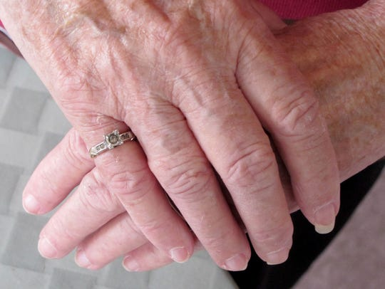 Jean Kittelson still wears the engagement ring given to her by Sgt. Duane Thompson, who was reported missing during the Korean War. Thompson and Kittelson had a date in 1951 picked out for their wedding. The River Falls woman later married and raised a family but still thinks about Thompson and wonders what happened to him.