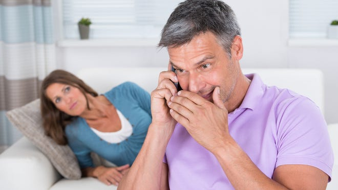 Do you know when people are more likely to cheat on their spouse?