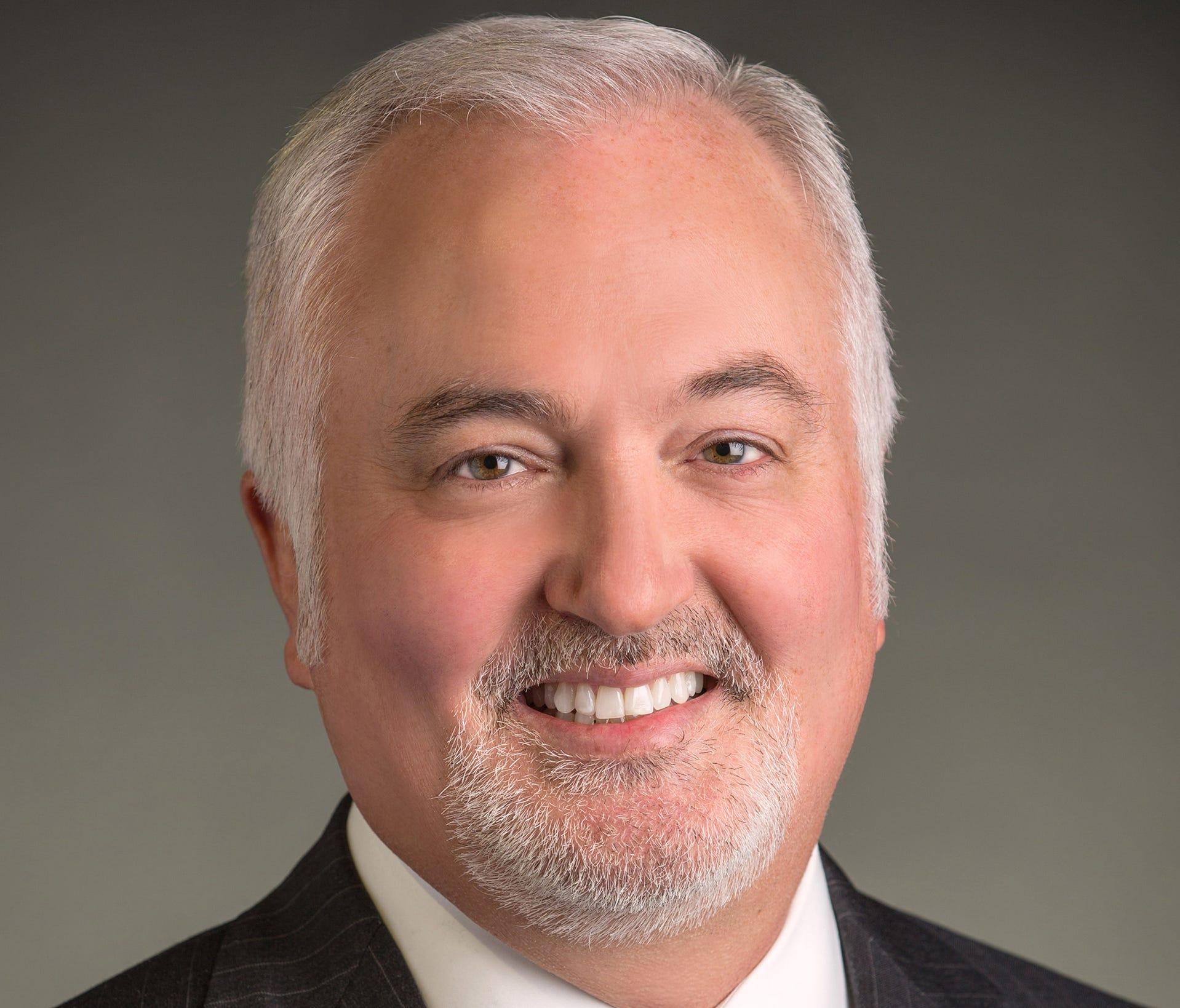 Steve Carlisle, GM senior vice president and president, Cadillac