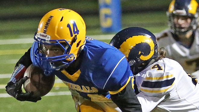 Milwaukee King defensive back Calvin Matthew is part of a defense that is allowing just 122.8 yards per game.