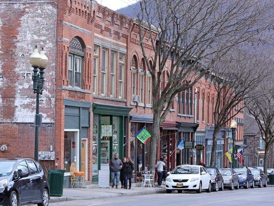 Main Street Beacon