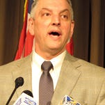 Louisiana Gov. John Bel Edwards says the special session's goal is to end cycles of continuing budget shortfalls.