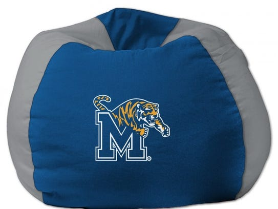 Memphis Tigers bean bag chair