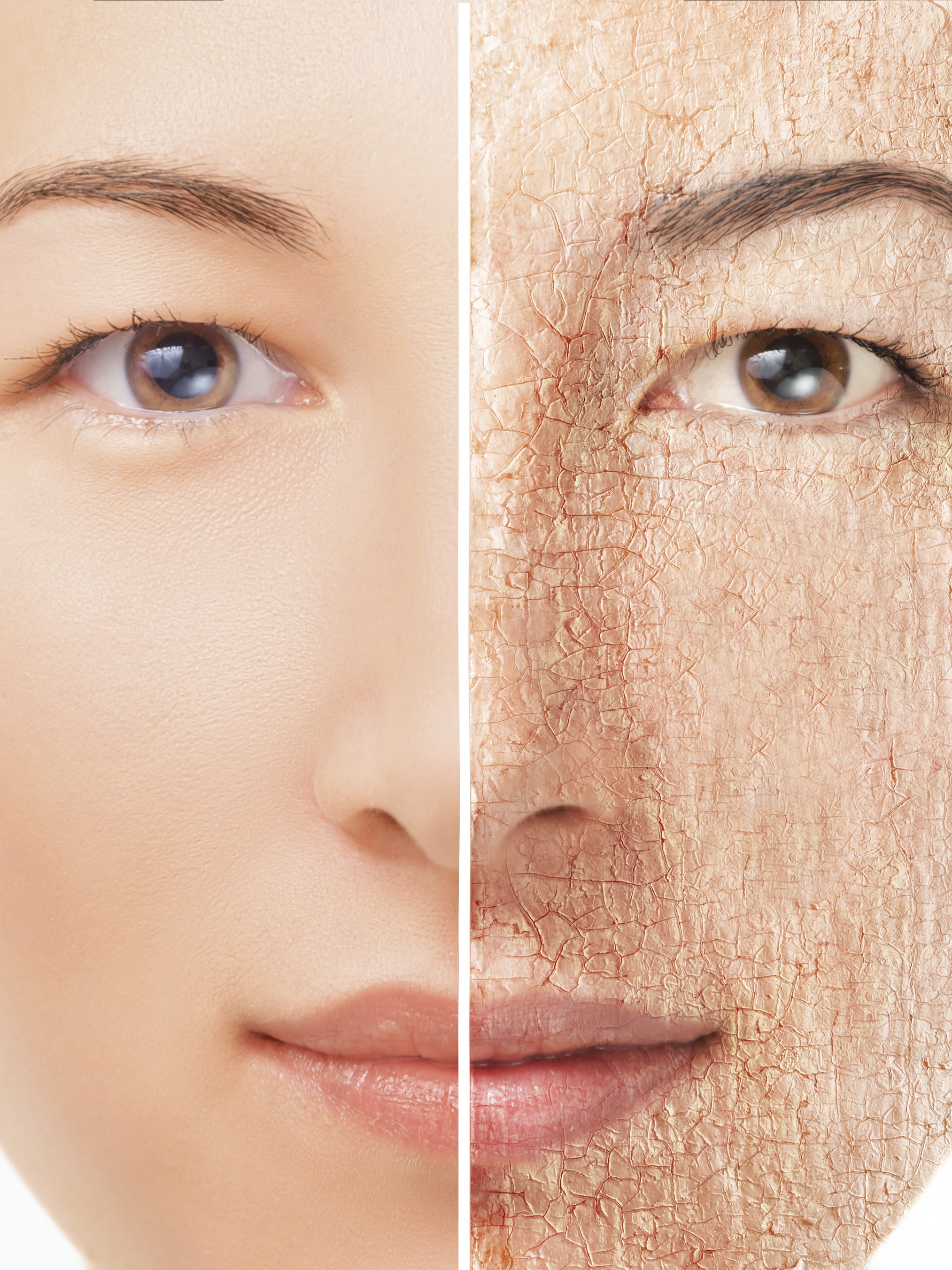Use variety of techniques to fight off dry skin