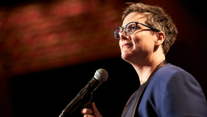 """Hannah Gadsby's much-talked about Netflix special """"Nanette"""" has a lot to say about visual art."""