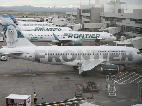 Frontier Airlines is adding flights from Sky Harbor Airport to four destinations beginning in November.