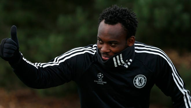 Essien played in the 2006 and 2010 World Cups for Ghana.