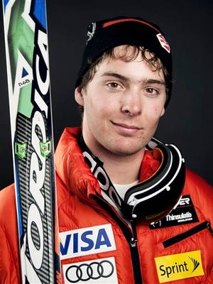 This handout provided by the U.S. ski team shows Ronnie Berlack. Two prospects from the U.S. ski team have been killed in an avalanche while skiing near their European training base in the Austrian Alps. The U.S. ski team says Ronnie Berlack, 20, and Bryce Astle, 19, died Monday, Jan. 5, 2015, in the incident near Rettenbach glacier, the venue for the annual season-opening World Cup races. (AP Photo/U.S. Ski Team, Sarah Brunson)