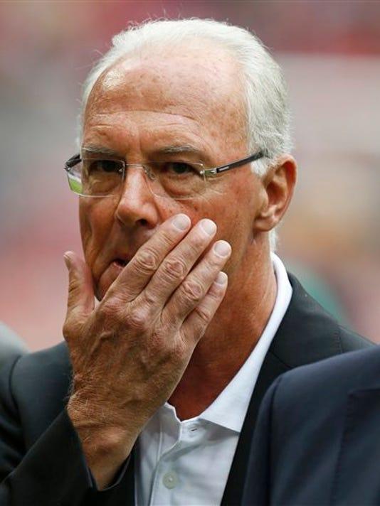 Franz Beckenbauer, Uli Hoeness