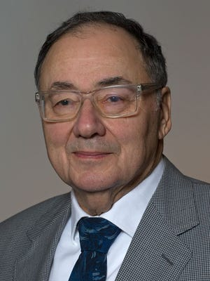 """Bernard """"Barry"""" Sherman is seen in this undated photo provided by his company, Apotex"""
