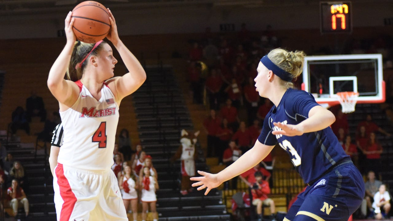 The Marist College men's and women's basketball teams are playing in tournaments over the Thanksgiving holiday. The players, though, are looking forward to the good food that comes with the occasion.