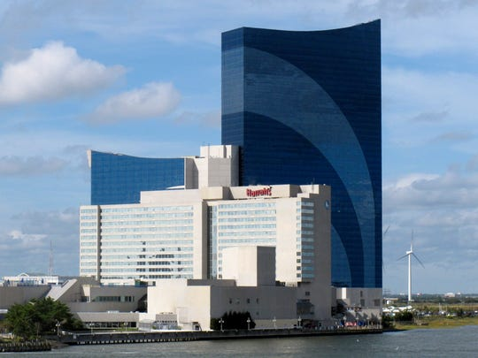 Harrah's Resort in Atlantic, City N.J.